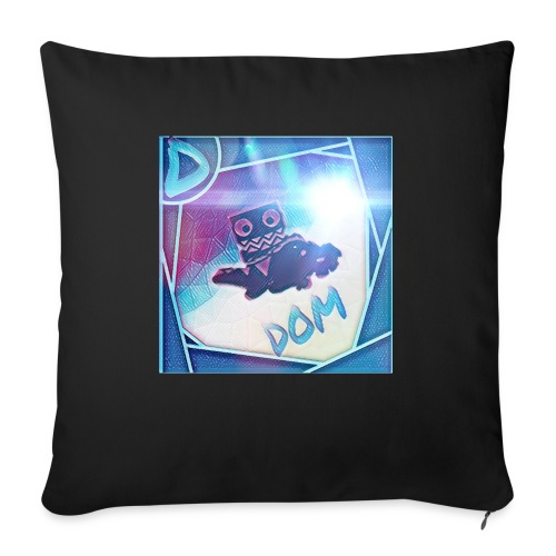 DOM - Sofa pillow with filling 45cm x 45cm