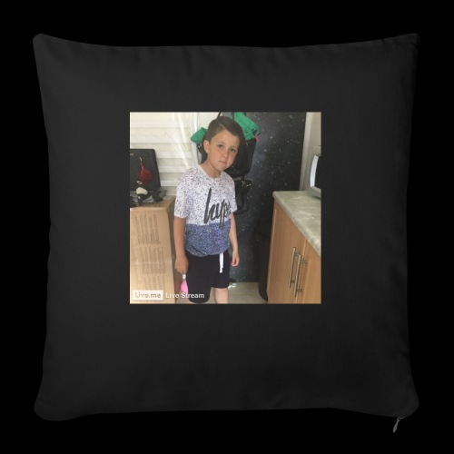 IMG 0463 - Sofa pillow with filling 45cm x 45cm