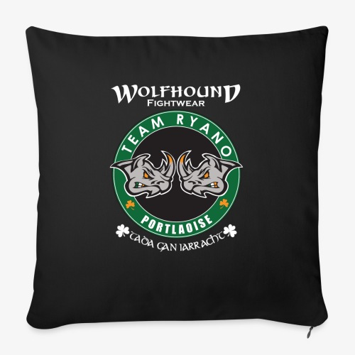 RYANO PORTLAOISE TEE1 png - Sofa pillow with filling 45cm x 45cm