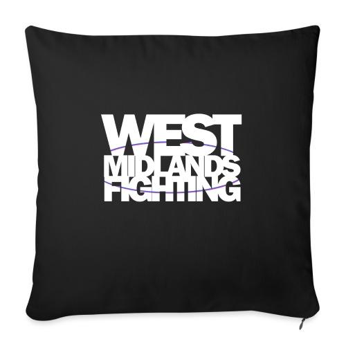 tshirt wmf white 2 - Sofa pillow with filling 45cm x 45cm