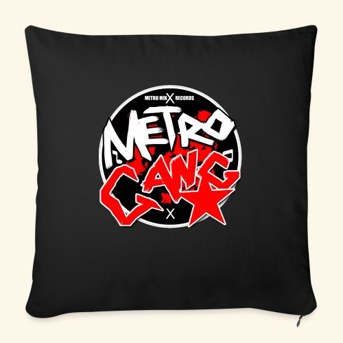 METRO GANG LIFESTYLE - Sofa pillow with filling 45cm x 45cm