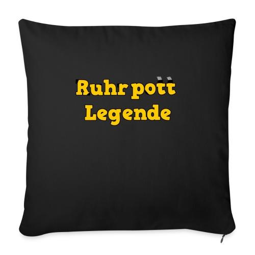 Ruhrpott Legende - Sofakissen mit Füllung 44 x 44 cm