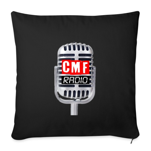 CMF RADIO MIC - Sofa pillow with filling 45cm x 45cm