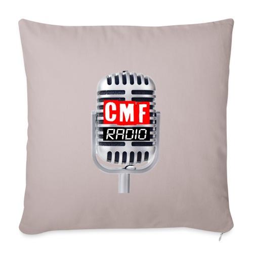 CMF RADIO MIC - Sofa pillow with filling 45cm x 45cm