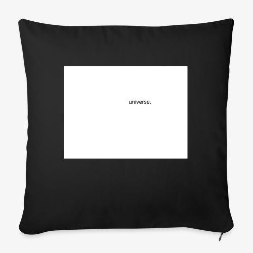 UNIVERSE BRAND SPONSOR - Cuscino da divano 44 x 44 cm con riempimento