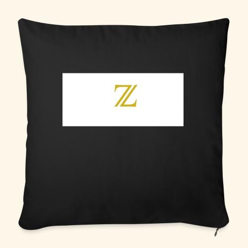 zaffer - Cuscino da divano 44 x 44 cm con riempimento