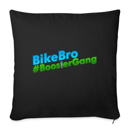 Bikebro #BoosterGang - Sofapude med fyld 44 x 44 cm