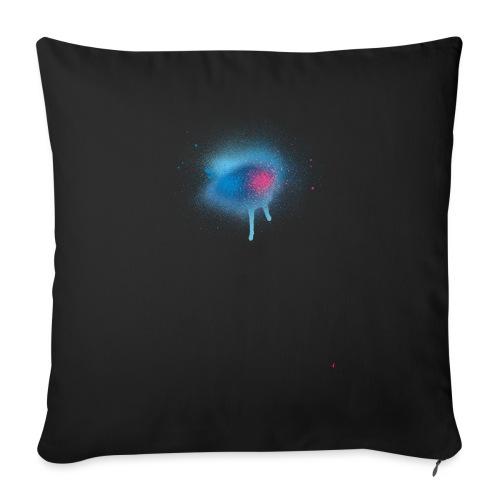 Splash - Cuscino da divano 44 x 44 cm con riempimento