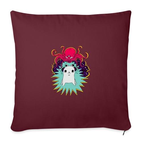 Leave Me Alone - Poduszka na kanapę z wkładem 44 x 44 cm