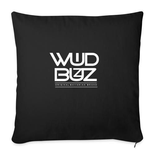 WUIDBUZZ | WB WUID | Unisex - Sofakissen mit Füllung 44 x 44 cm