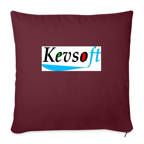 Kevsoft - Sofa pillow with filling 45cm x 45cm