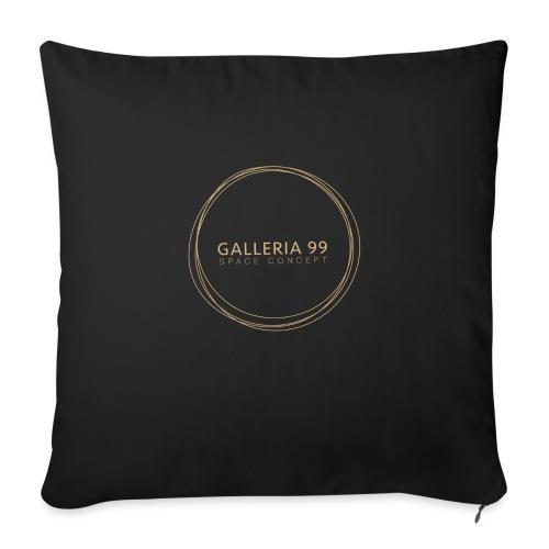 GALLERIA99 - Cuscino da divano 44 x 44 cm con riempimento