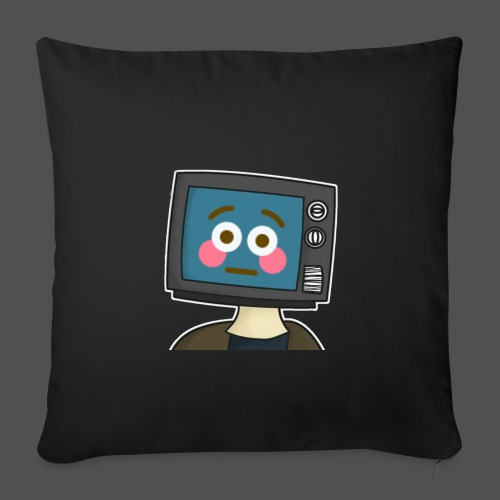 Flushed Faythexx - Sofa pillow with filling 45cm x 45cm