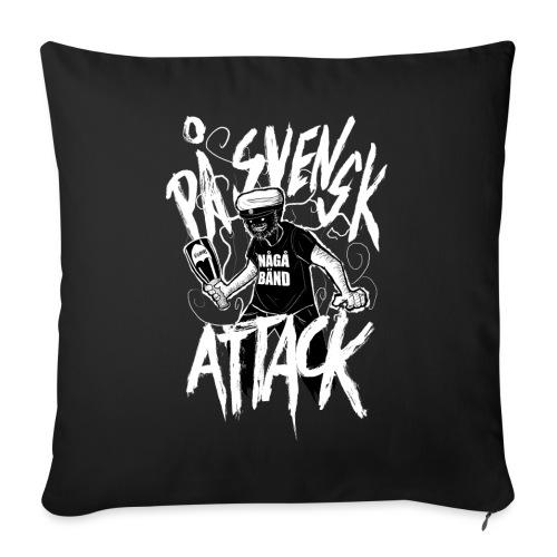 På Svenska Tack - Sofa pillow with filling 45cm x 45cm