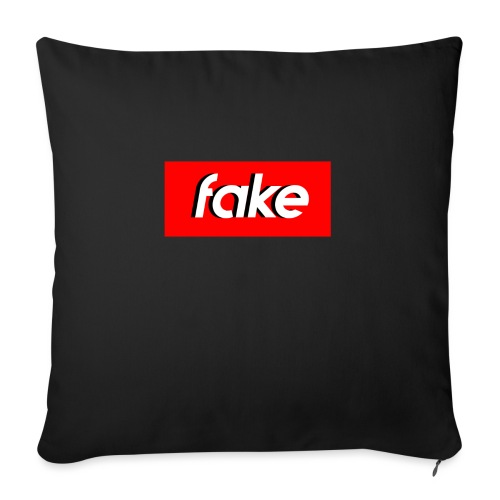 shadow logo - Cuscino da divano 44 x 44 cm con riempimento