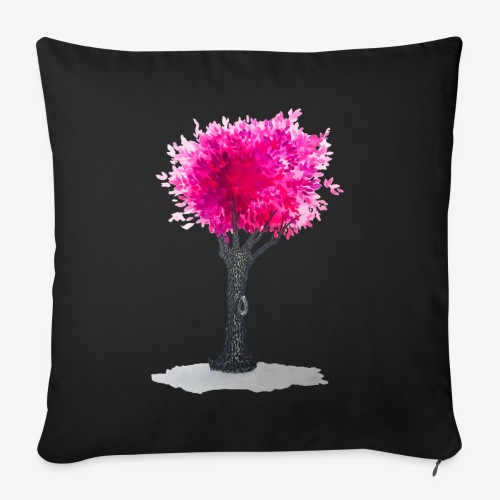 Tree - Sofa pillow with filling 45cm x 45cm