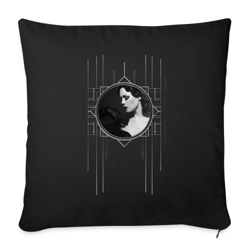 Femme Fatale Xarah Design 3 - Sofa pillow with filling 45cm x 45cm