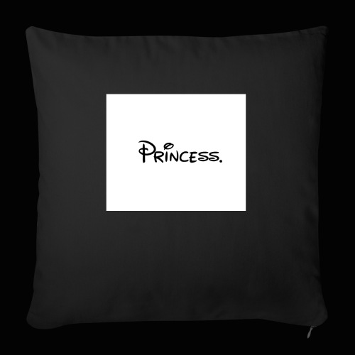 Princess. - Sofa pillow with filling 45cm x 45cm