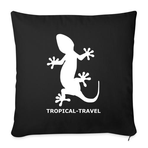tropical-travel - Sofakissen mit Füllung 44 x 44 cm