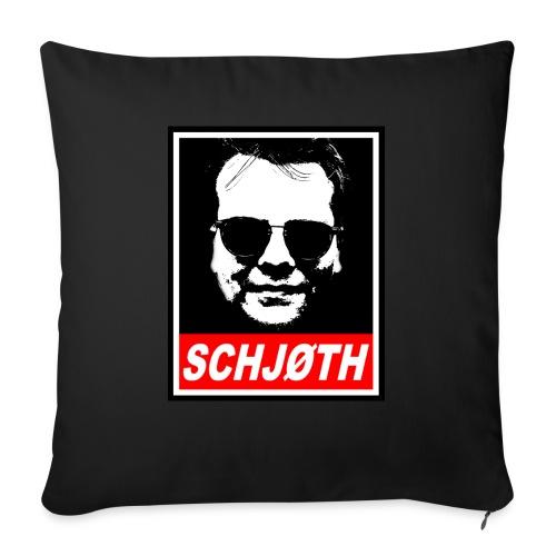 SCHJØTH - Sofapude med fyld 44 x 44 cm