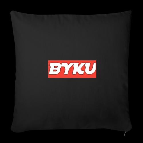 BYKUclothes - Poduszka na kanapę z wkładem 44 x 44 cm