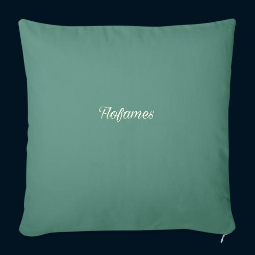 camicia di flofames - Cuscino da divano 44 x 44 cm con riempimento