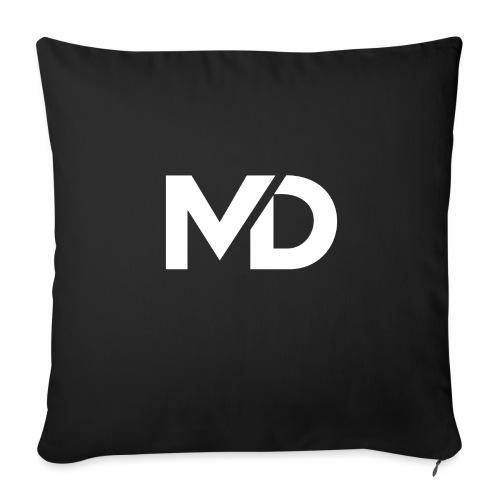 MD Clothing Official© - Coussin et housse de 45 x 45 cm