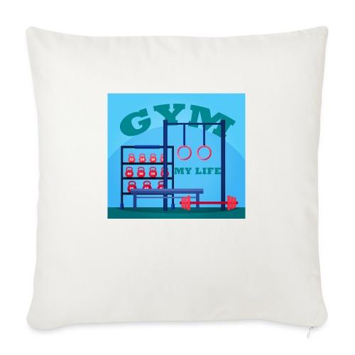 GYM - Sohvatyynyt täytteellä 44 x 44 cm