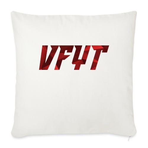 vfyt shirt - Bankkussen met vulling 44 x 44 cm