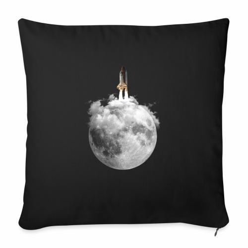 Mondrakete - Sofakissen mit Füllung 44 x 44 cm