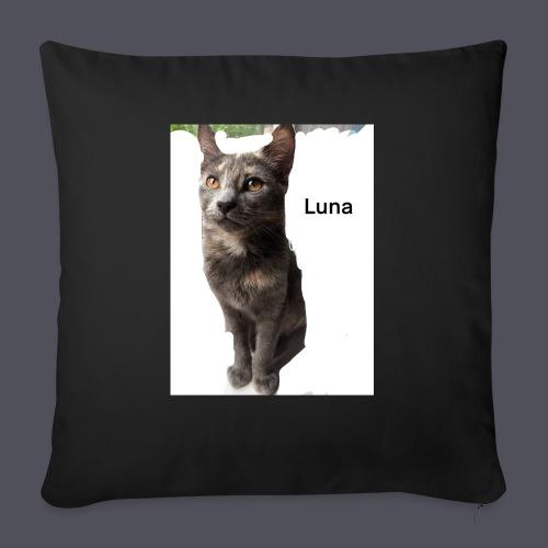 Luna The Kitten - Sofa pillow with filling 45cm x 45cm