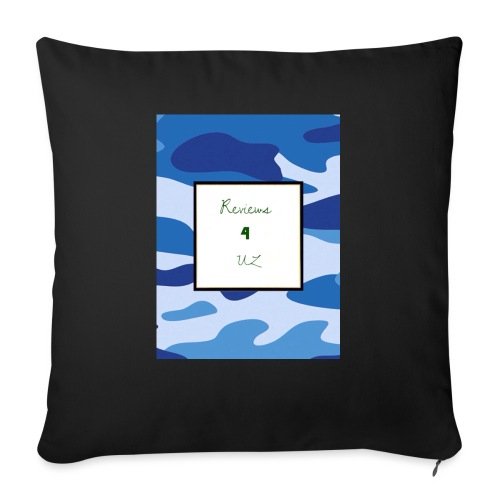 My channel - Sofa pillow with filling 45cm x 45cm