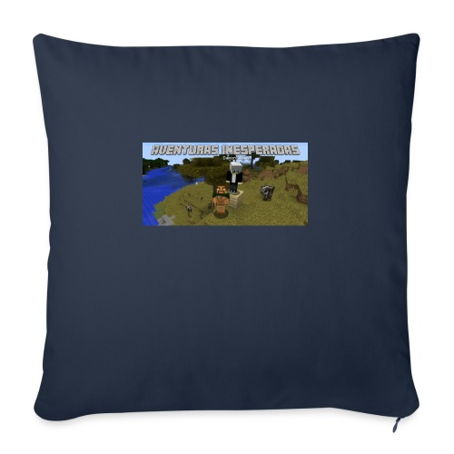 minecraft - Sofa pillow with filling 45cm x 45cm