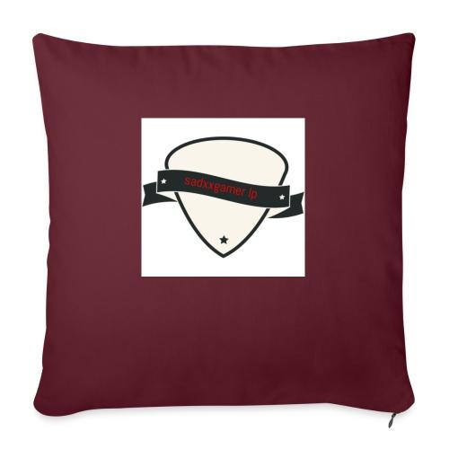 tasse und taschen etc mit logo - Sofakissen mit Füllung 44 x 44 cm