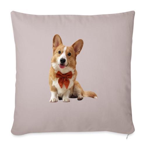 Bowtie Topi - Sofa pillow with filling 45cm x 45cm