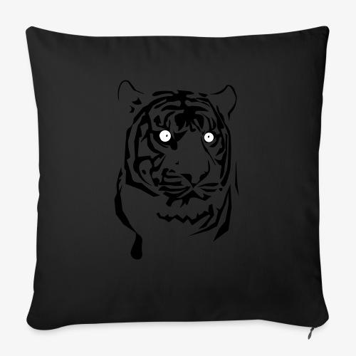 tiger - Poduszka na kanapę z wkładem 44 x 44 cm