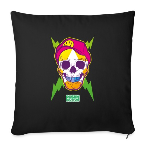 Ptb skullhead - Sofa pillow with filling 45cm x 45cm