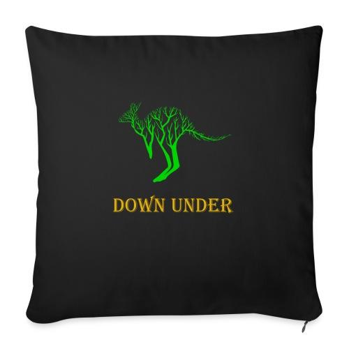 Down Under Kangaroo - Sofakissen mit Füllung 44 x 44 cm