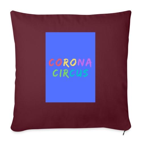CORONA CIRCUS 3 - Coussin et housse de 45 x 45 cm