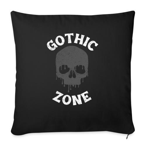 gothic - Coussin et housse de 45 x 45 cm