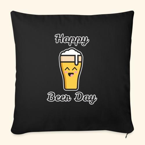 happy beer day - Coussin et housse de 45 x 45 cm