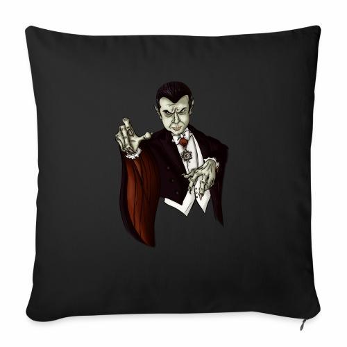Dracula - Sofakissen mit Füllung 44 x 44 cm
