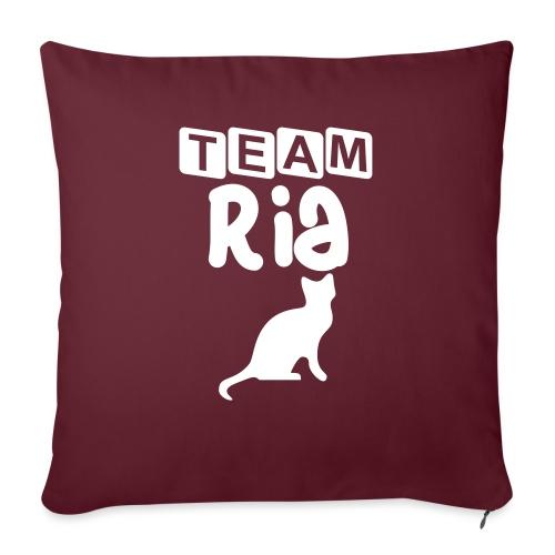 Team Ria - Sofa pillow with filling 45cm x 45cm