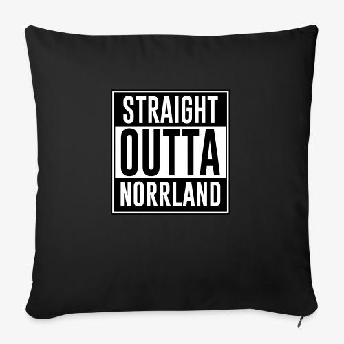 Norrland - Soffkudde med stoppning 44 x 44 cm
