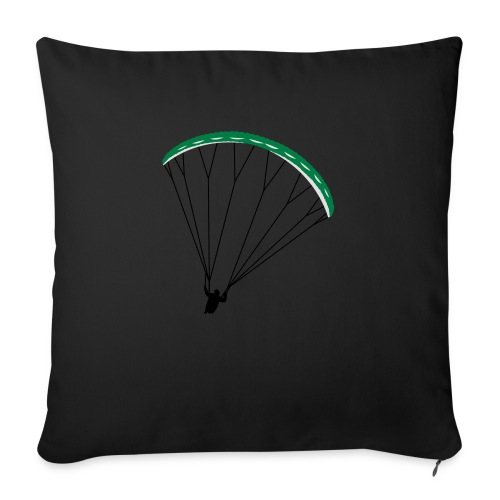 Paraglider Nikita - Sofa pillow with filling 45cm x 45cm