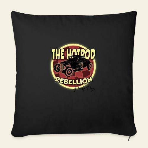 hotrod rebellion - Sofapude med fyld 44 x 44 cm