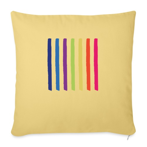 Lines - Sofa pillow with filling 45cm x 45cm