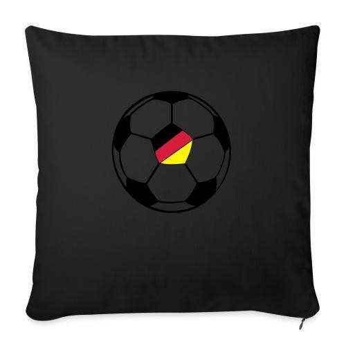 fussball deutschland - Sofakissen mit Füllung 44 x 44 cm
