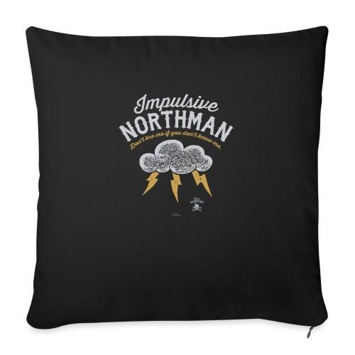 Impulsive Northman - Sofapude med fyld 44 x 44 cm