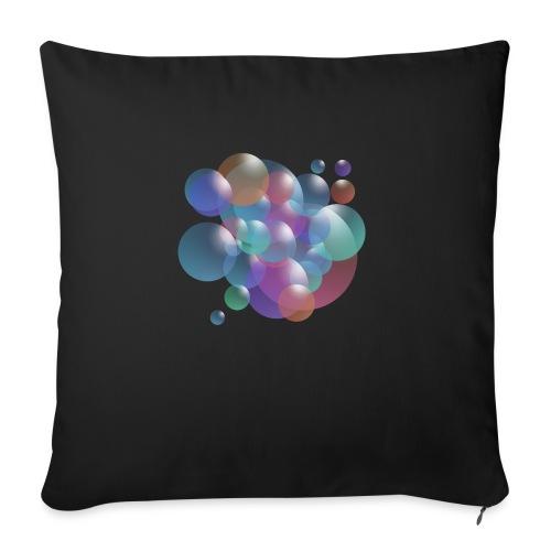 bubble - Sofakissen mit Füllung 44 x 44 cm